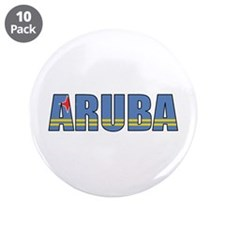 "Aruba 3.5"" Button (10 pack)"