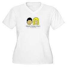 Haole Honey Club - Blond T-Shirt