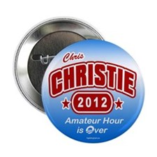 """Christie - Amateur Hour 2.25"""" Button (10 pack)"""