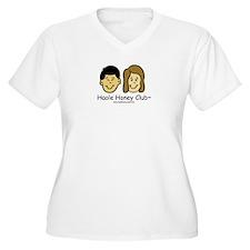 Haole Honey Club - Brunette T-Shirt
