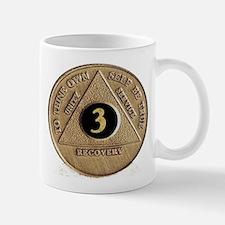 3 YEAR COIN Mug