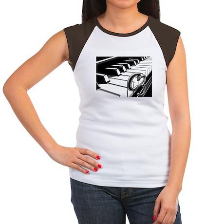 C3 Women's Cap Sleeve T-Shirt