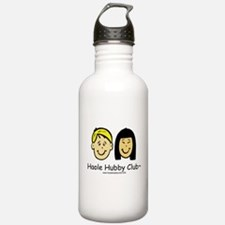 Haole Hubby Club - Blond Water Bottle