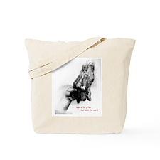Hope Is The Pillar Tote Bag