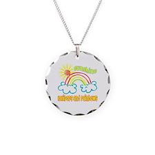Sunshine, Lollipops & Rainbows Necklace
