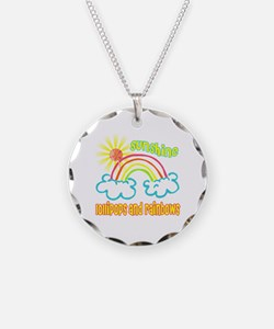 Sunshine, Lollipops & Rainbows Necklace