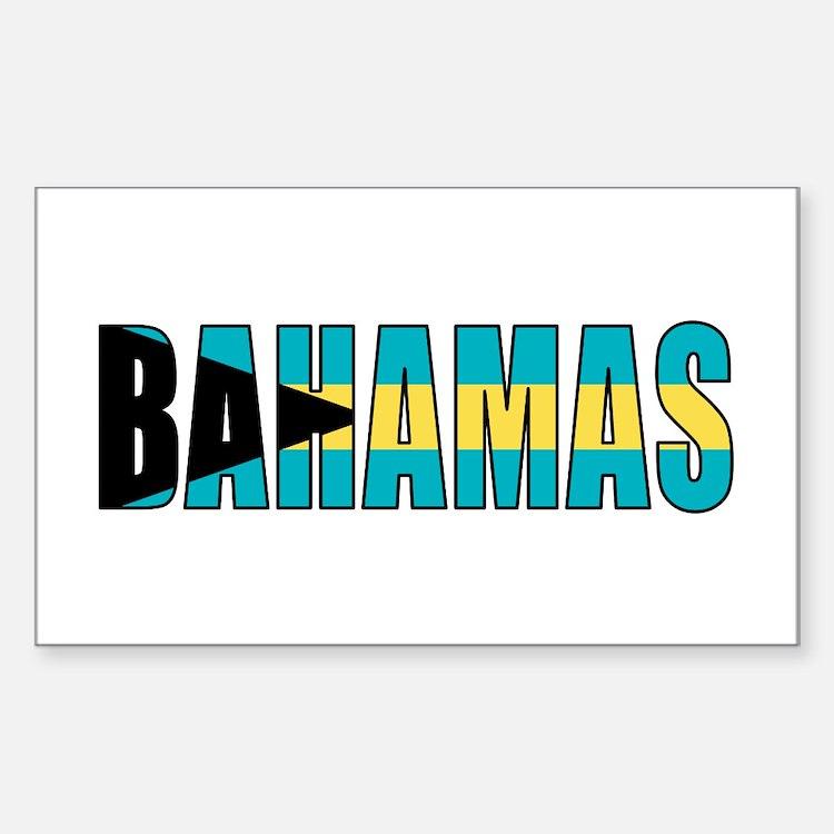 Bahamas Decal