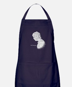 Trent Sketch Apron (dark)