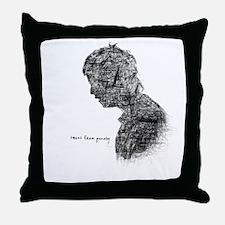 Trent Sketch Throw Pillow