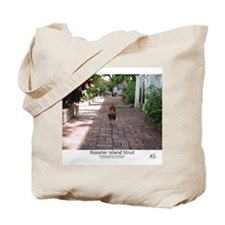 Rooster Island Strut Tote Bag