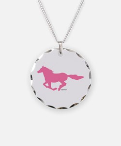 HORSE (Pink) Necklace