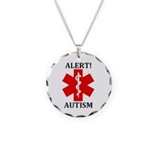 Autism Medical Alert Necklace