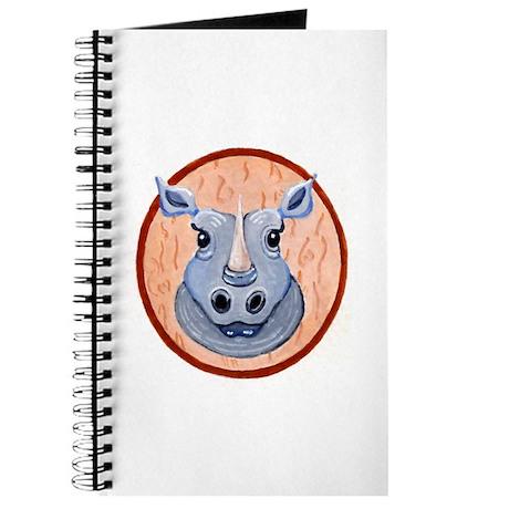 Rhino Head Journal
