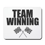 Team Winning Mousepad