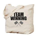 Team Winning Tote Bag