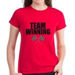 Team Winning Women's Dark T-Shirt