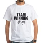Team Winning White T-Shirt