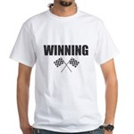 Winning White T-Shirt