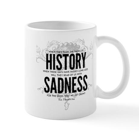Farewell to Kings Mug