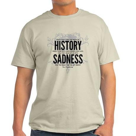 Farewell to Kings Light T-Shirt