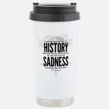 Farewell to Kings Stainless Steel Travel Mug
