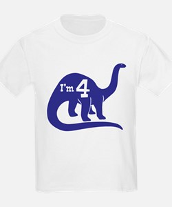 Cute Four Year Old T-Shirt