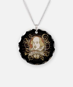 Shakespeare Crest Necklace