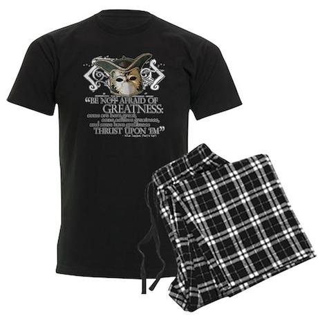 Twelfth Night 2 Men's Dark Pajamas