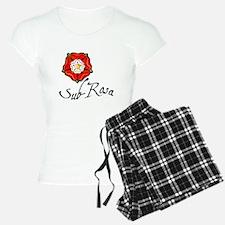 Sub-Rosa Pajamas