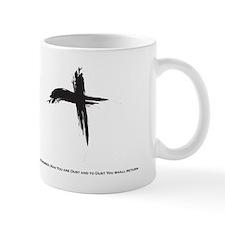 """""""Ash Wednesday"""" Mug"""