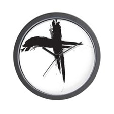 Unique Ash wednesday Wall Clock