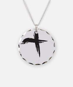 Cute Ash wednesday Necklace