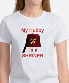 Shriners Lady Women's T-Shirt