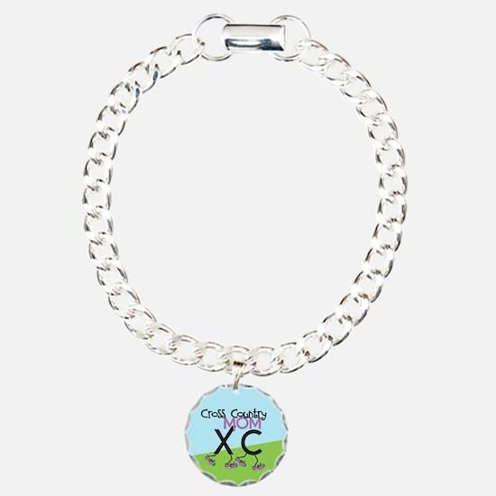 Cross Country Mom Bracelet