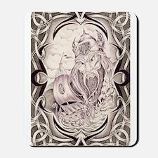 Viking Donnie Mousepad