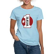 #1 Wife T-Shirt