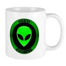 GA Area 51 Escapee W Mug