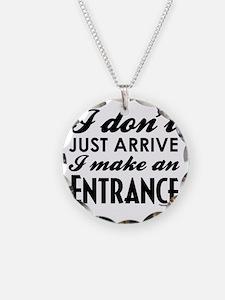 Entrance Necklace