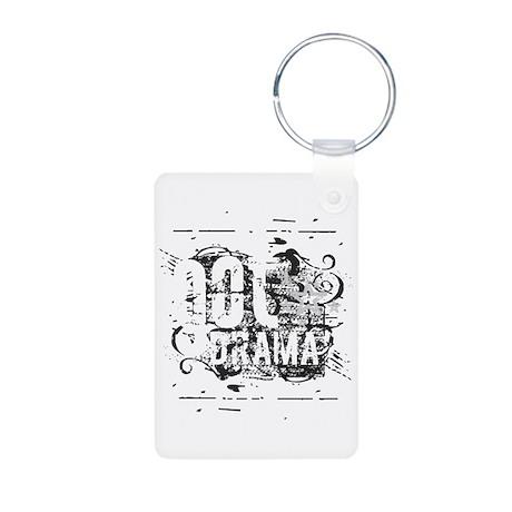 Got Drama Aluminum Photo Keychain
