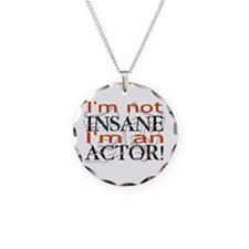 Insane Actor Necklace