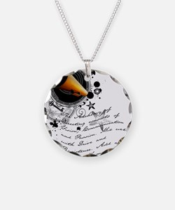 The Alchemy of Directing Necklace