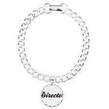 Director Baseball Bracelet