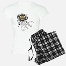 The Alchemy of Writing Pajamas