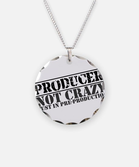 Not Crazy Just in Pre-Product Necklace