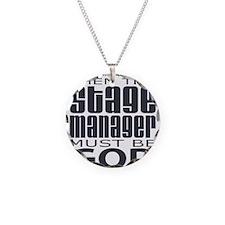 Stage Manager God Necklace