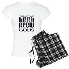 Tech Crew Gods Pajamas
