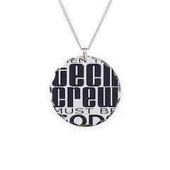 Tech Crew Gods Necklace