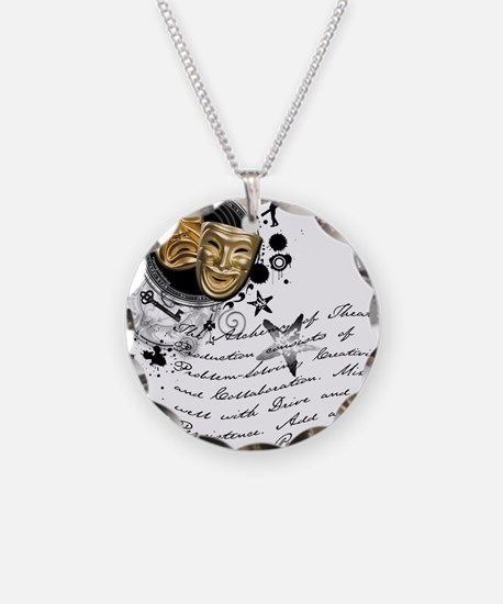 Theatre Production Alchemy Necklace