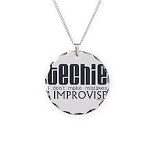 Techie Improvise Necklace