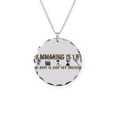 Filmmaking is Life Necklace